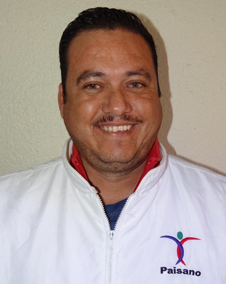 Everardo Coronado Martínez regidor de la comisión de Atención al Migrante