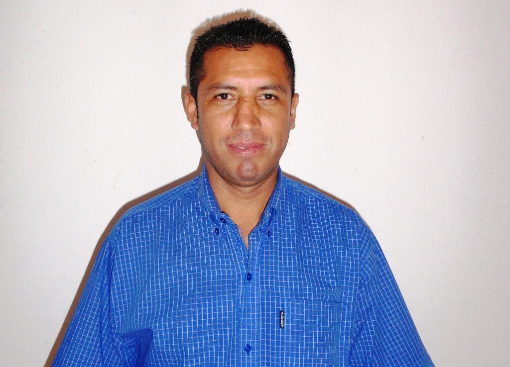 Lic. Juan Manuel Ortega Montelongo titular del deporte en el municipio