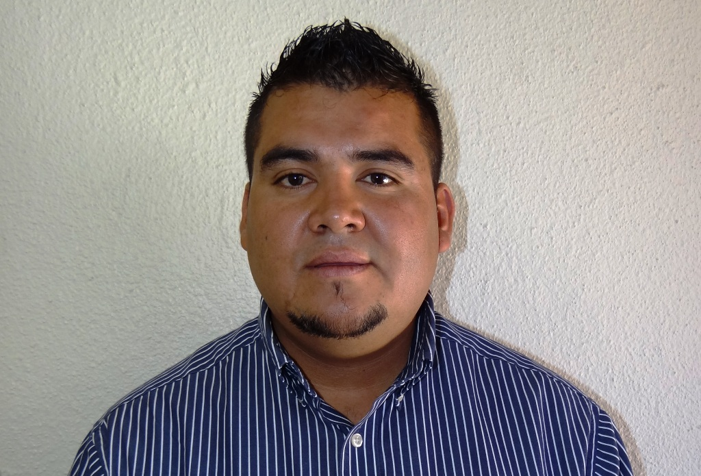 Pablo Ernesto Navarro Briones titular de Comercio