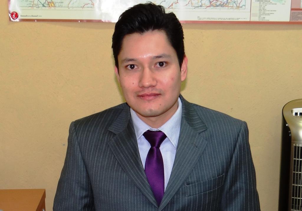 Paul Renato Martínez Reyna, titular de Desarrollo Económico