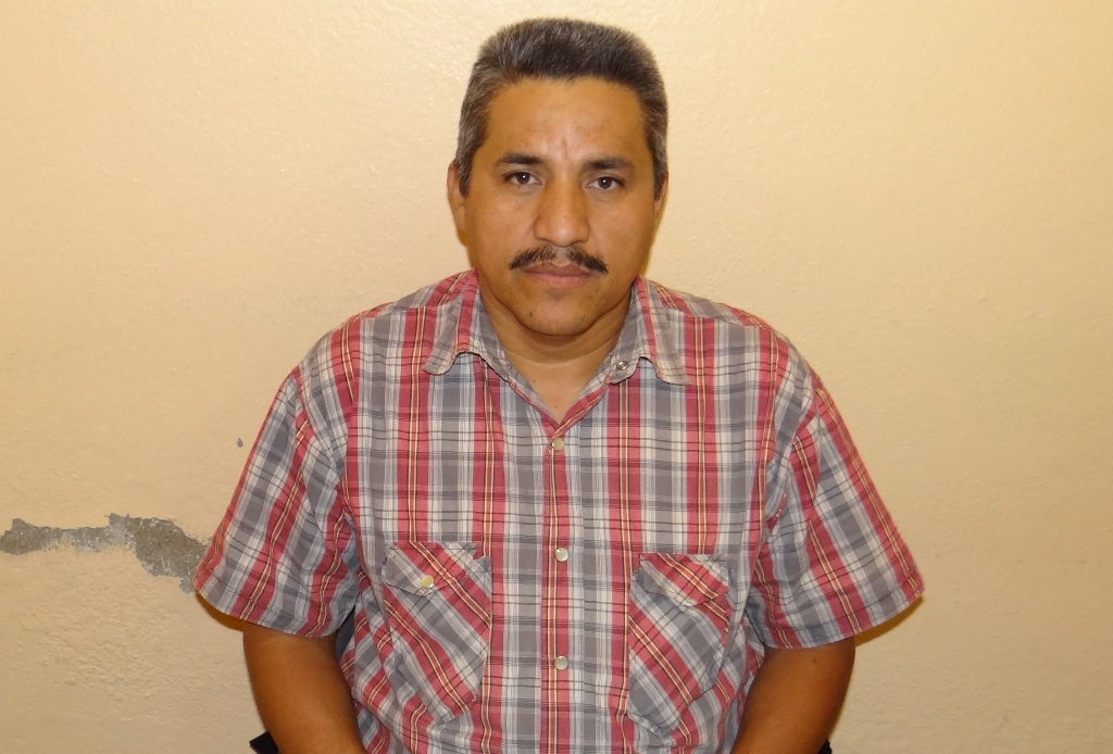 Romualdo Ruiz Pantoja, titular de Fomento Agropecuario