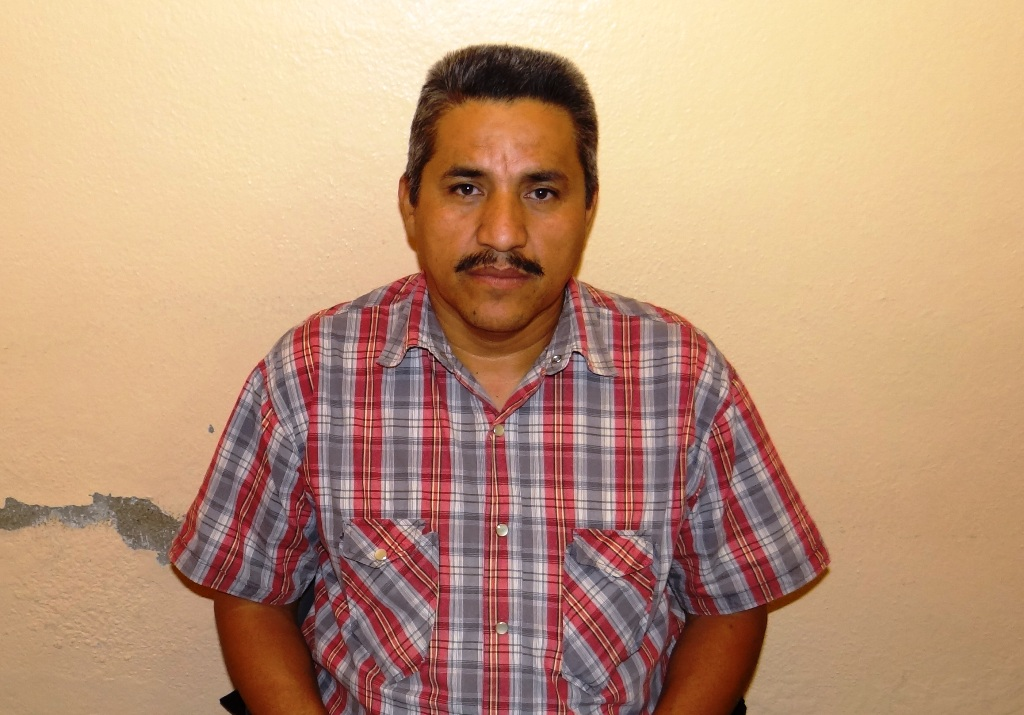 Titular de Fomento Agropecuario, Romualdo Ruiz Pantoja