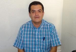 José _ngel Gutiérrez _lvarez, director de Protección Civil Municipal