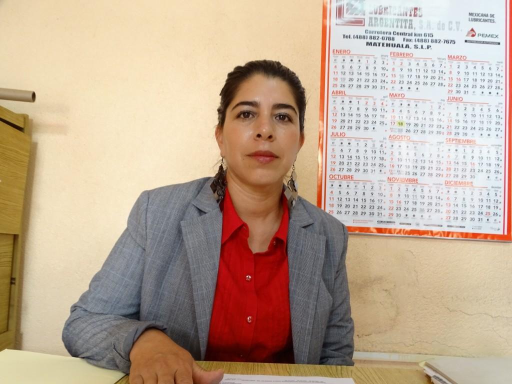 Patricia Zavala Rangel, nueva titular de INAPAM.