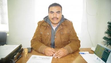 Oswaldo Lugo Medrano, director de Alcoholes