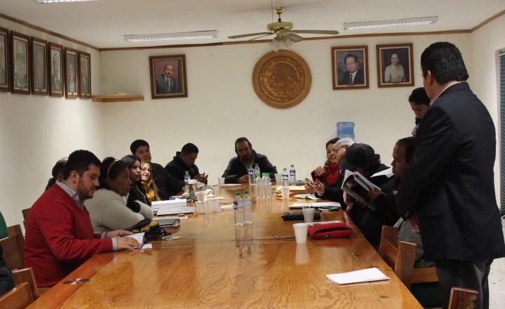 durante sesion de cabildo se aprobo el plan municipal