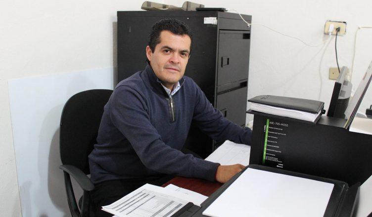 JOSÉ ANGEL GUTIERREZ ÁLVAREZ, DIRECTOR DE LA OFICINA DE ENLACE DE LA SRE