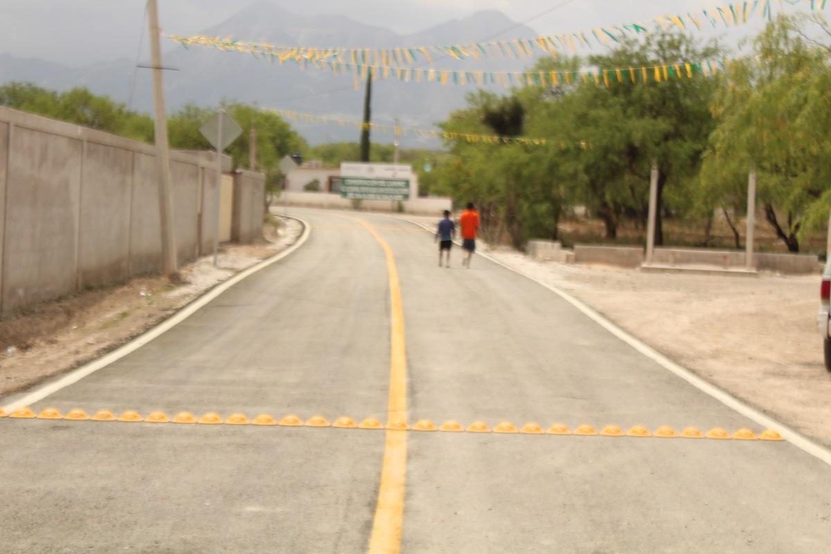 SAN JOSÉ DE LA TROJES CUENTA CON CAMINO RURAL REHABILITADO