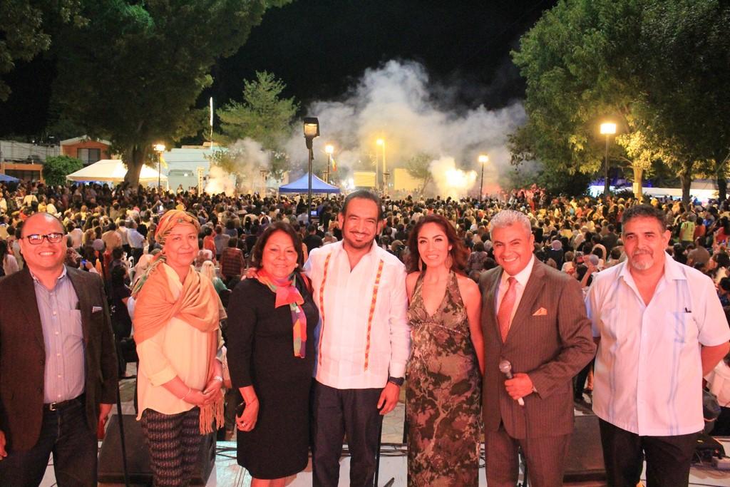 CONCLUYE CON ÉXITO EL SEGUNDO FESTIVAL DE FUNDACION DE MATEHUALA EN SUS 467 ANIVERSARIO